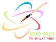 APIO 2010 logo