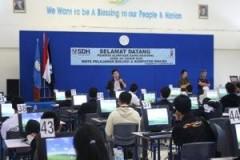 Briefing Oleh Pak Suryana di OSN 2009