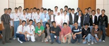 Peserta dan Pembina Pelatnas 1 TOKI 2010