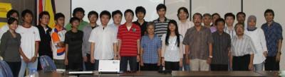 Foto bersama pada penutupan Pelatnas 3 TOKI 2011.