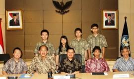 Tim Olimpiade Komputer Indonesia 2011 Siap Bertarung!