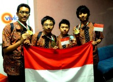 Medalist IOI 2012