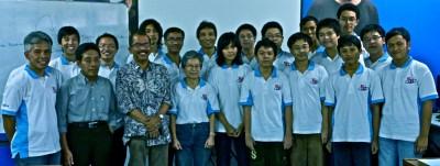 Foto bersama Penutupan Pelatnas 3 TOKI 2013